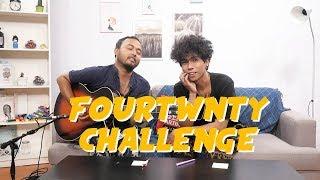 Gambar cover Fourtwnty Ngabuburit Sambil Ciptain Lagu di Suara dot COM!