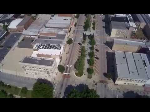 Downtown Macon, GA Flight