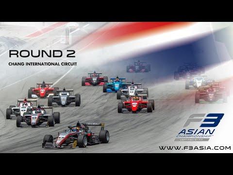 2019 F3 Asian Championship Buriram Round 2 Race 1