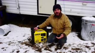 Champion 2000W Inverter Generator Unboxing and 150 hr Review