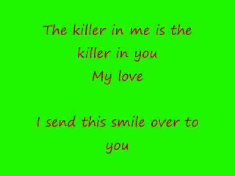 Smashing Pumpkins - Disarm - Lyrics