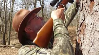 Squirrel Hunt with Darrell and Willie