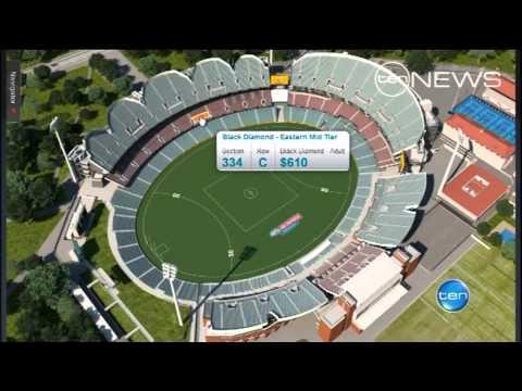 Anz Stadium Tour Review
