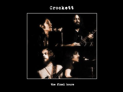 History of Crockett Live At The Depot 1970