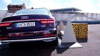 2018 Audi A8 - intelligent Drive