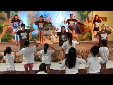 VBS Song - Never Let Go of Me - Shipwrecked - NYKEC