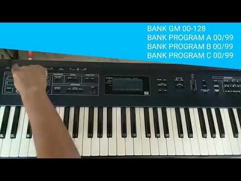 Korg N5 sonidos