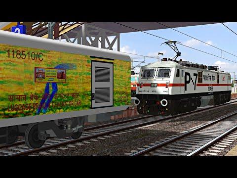Jaipur - Mumbai Central AC Duronto Express | MSTS Open Rails Journey