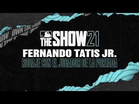 Fernando Tatis Jr. es la portada de MLB The Show 21