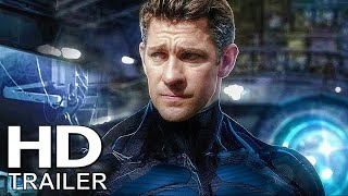 FANTASTIC FOUR (2019) Trailer - John Krasinski, John Cena, Emily Blunt - MARVEL Movie Concept HD