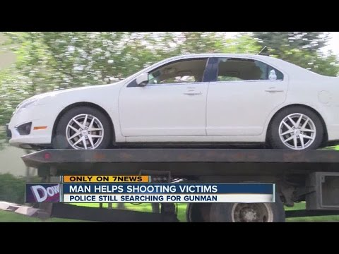 Man Helps Denver Road Rage Shooting Victims