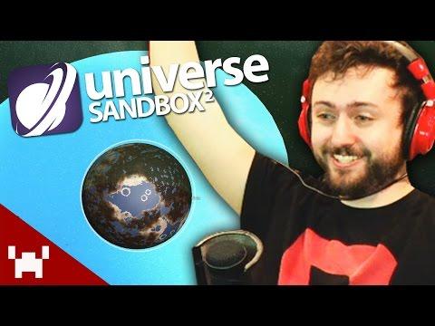 LIFE ON PLUTO! (Universe Sandbox 2)