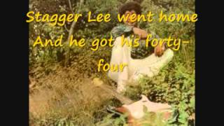 Wilbert Harrison.. Stagger Lee wmv