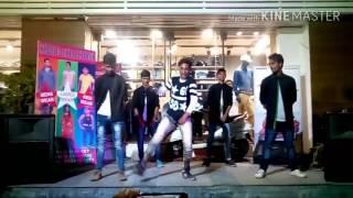 Star Angel Dance Crew performance At Purulia mall