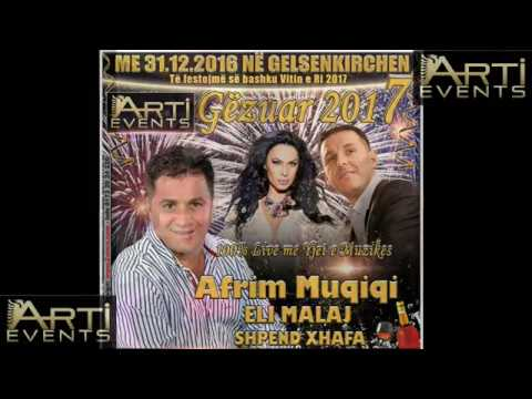Afrim Muqiqi - Gezuar Vitin e Ri 2017 ne Gelsenkirchen - ARTI-EVENT