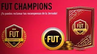 MIS RECOMPENSAS DE FUT CHAMPIONS - FIFA 20