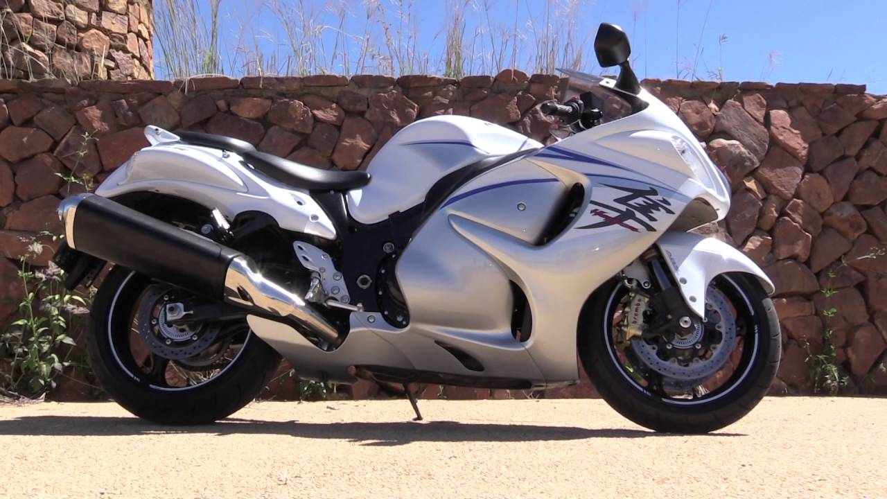 Suzuki Hayabusa - YouTube