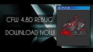 How install Rebug 4.80.1 Rex/D-Rex + Download