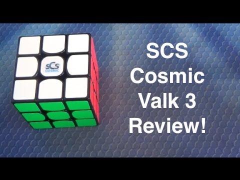 SpeedCubeShop Cosmic Valk 3 Review!
