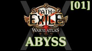 Path of Exile: Abyss [01] - Фликер и лига