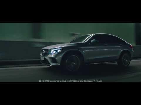 New Mercedes-Benz GLC Coupé Commercial - Mercedes-Benz Singapore