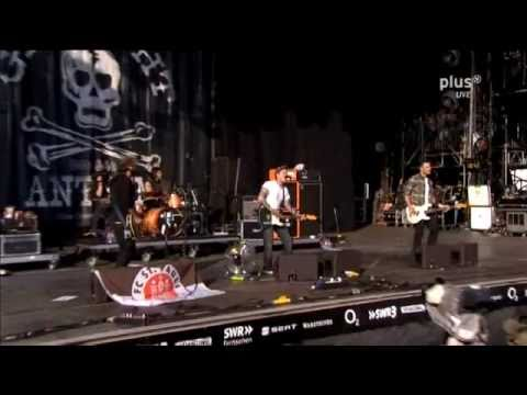 The Gaslight Anthem - Bring It On (live @ Rock Am Ring 2011)