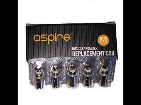 Aspire BVC Coil Heads - Tips