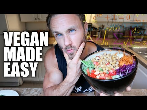 What I Think About When Making Dinner | Vegan Meal Ideas