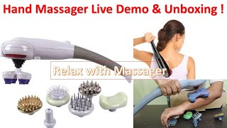 7-In1 Magic Complete Body Massager Best Way To Relex Hand Body Massager Electric Body Massager