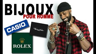 BIJOUX HOMME (ma collection)