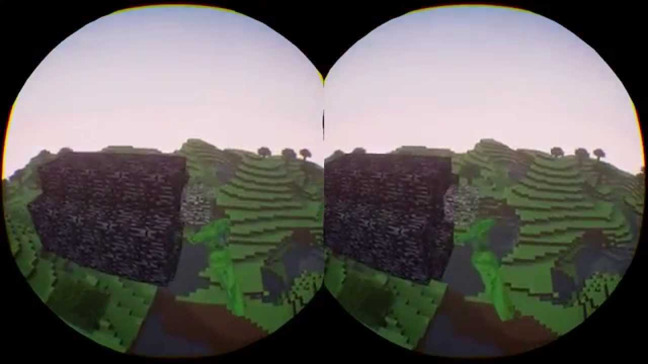 HTC Vive Minecraft Clone UE4 Port YouTube