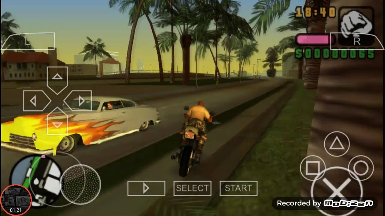 Download game gta 3 ppsspp android