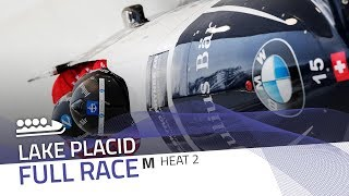 Lake Placid | BMW IBSF World Cup 2019/2020 - 4-Man Bobsleigh Race 2 (Heat 2) | IBSF Official
