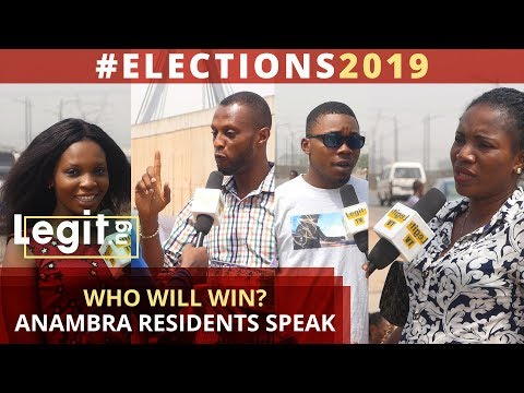 2019 election: Who will win? Anambra residents speak | Legit TV Mp3