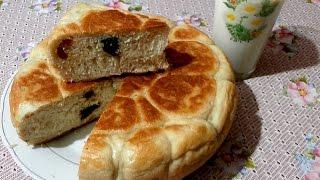 """""""Обезьяний"""" хлеб с сухофруктами в мультиварке"""