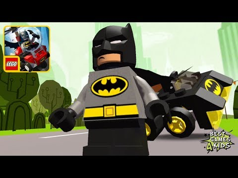 LEGO DC Super Heroes Mighty Micros #5 | Unlock BATMAN & ROBIN By LEGO System A/S