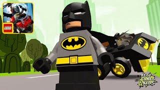 LEGO DC Super Heroes Mighty Micros #5 | Unlock BATMAN & ROBIN By LEGO System A/S