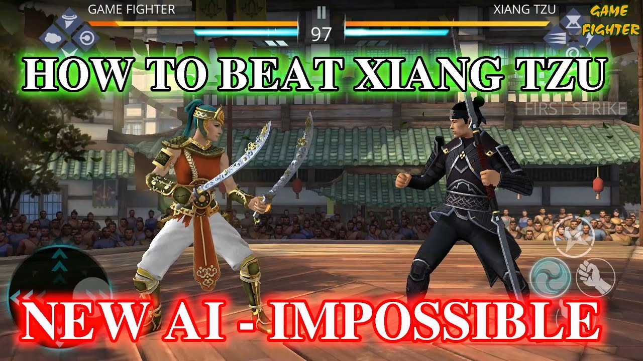 How To Defeat Boss XIANG TZU in Shadow Fight 3 (Last Version - New AI - IMPOSSIBLE)