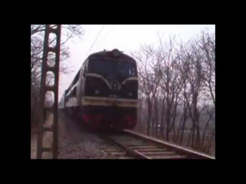 China Railway NY7 & DF11 on Shuangsha Railway Line | 中国铁路NY7和DF11机车运行于北京双沙铁路