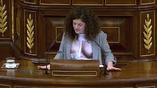 Sofía Castañón sobre la sobre enmienda a la totalidad presentada por el PP a la Ley LGTBI