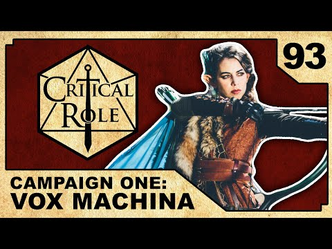 Bats Out of Hell | Critical Role RPG Episode 93