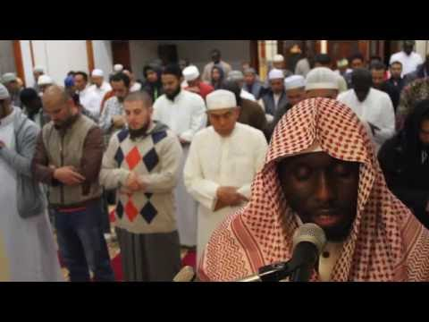 AMAZING Taraweeh Sheikh Omar Jabbie - Islamic Center of Olympia