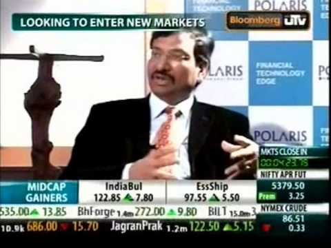 Arun Jain talks to Bloomberg UTV