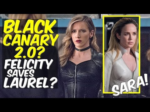 "Black Canary 2.0? Felicity Saves Laurel? ""Lost Canary"" Rant & Review!"