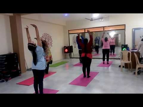 DAY 1 | Women's FAT LOSS Workout AT HOME! (Hindi / Punjabi)|QUEENS FITNESS CLUB|HARSHITA AGRAWAL