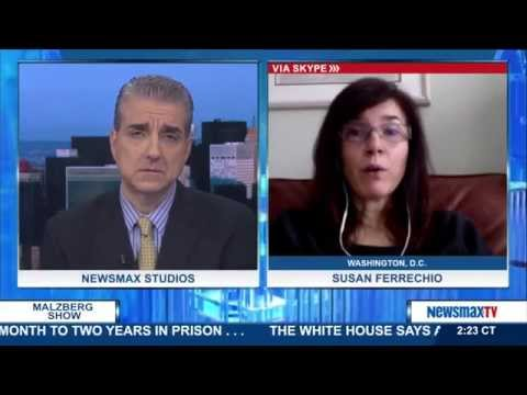 Malzberg | Susan Ferrechio, chief congressional correspondent for The Washington Examiner