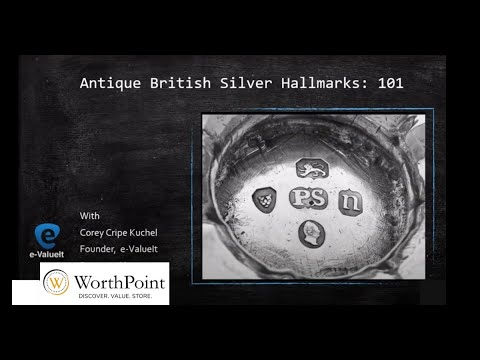 Silver how to hallmarks read Silver Date