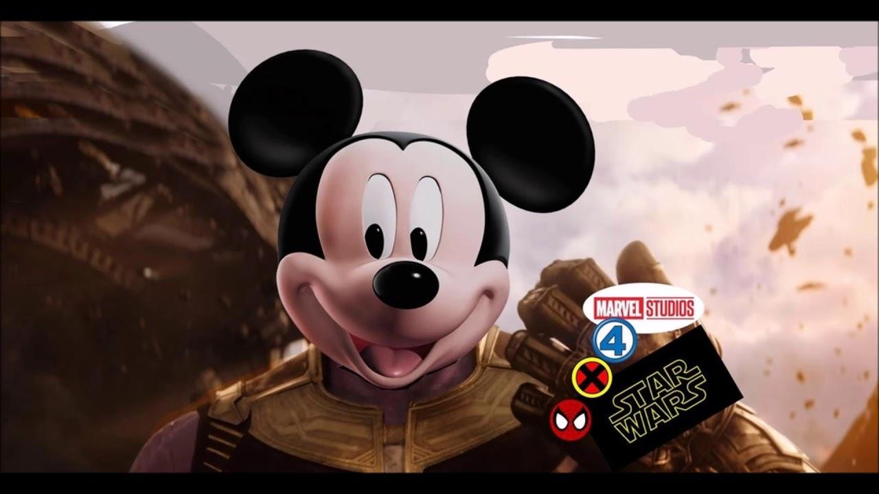 ce3602a9cec Disney Buyout of Fox Rant - YouTube