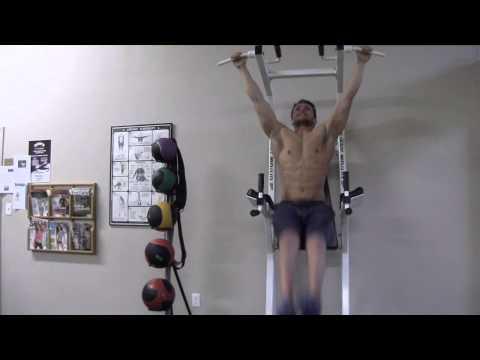 Killer Ab Workout (Jack Riley)