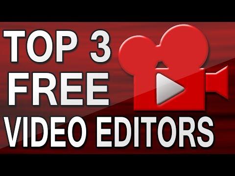 Top 3 Best Video Editing Software for Windows 7,Windows 8(8.1),Windows 10 & Mac (FREE) 2017